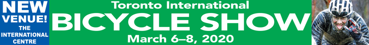 Bicycle Show full banner