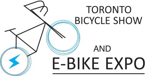 Toronto bike show logo